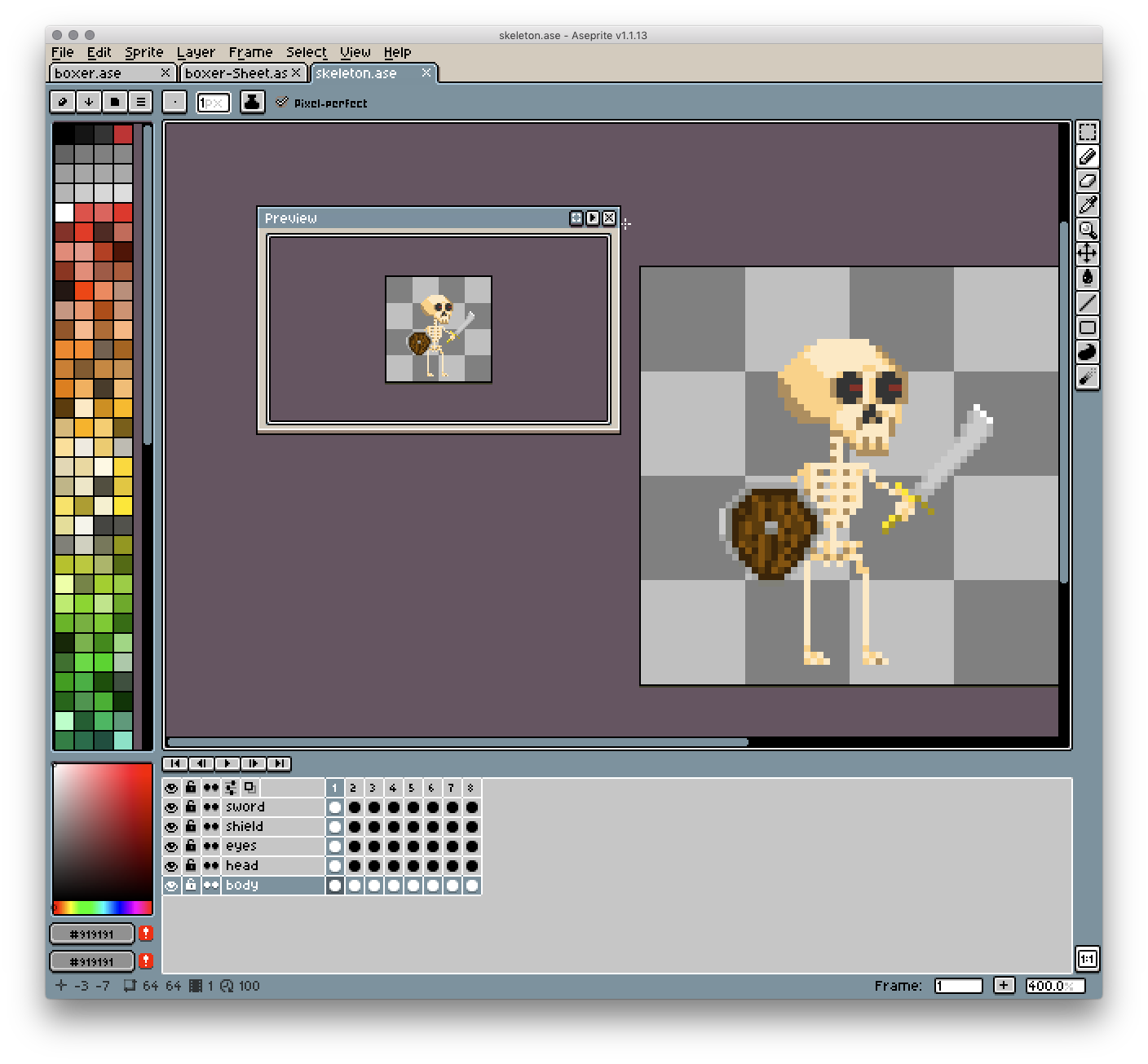 A quick and dirty guide to creating pixel art - David Byttow