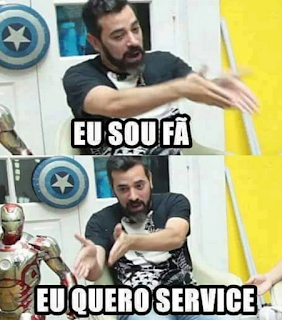 Sou fã e quero service? | by Karina Dantas | Clock Tower | Medium