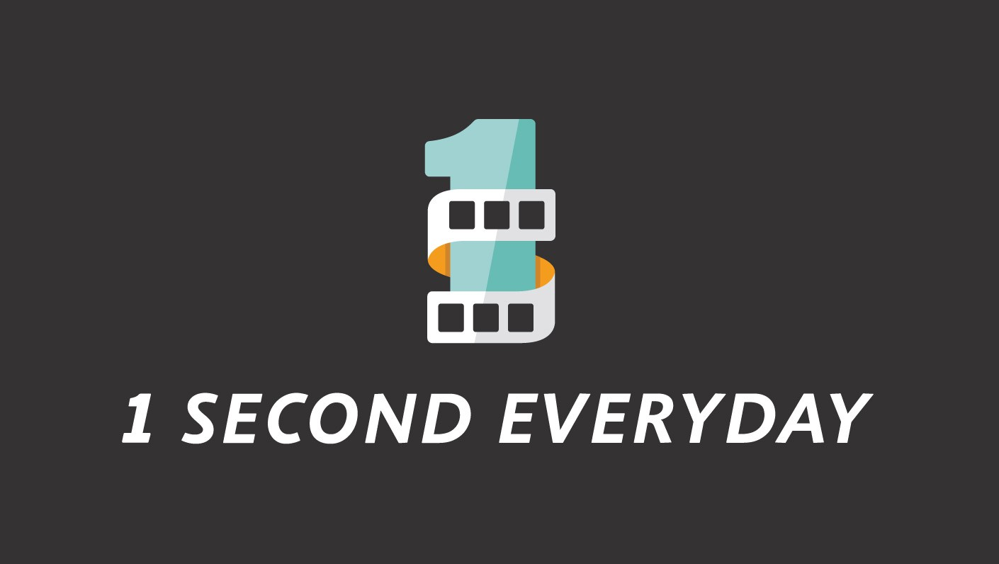 I recorded 1 second of my day for the last 365 days  Here