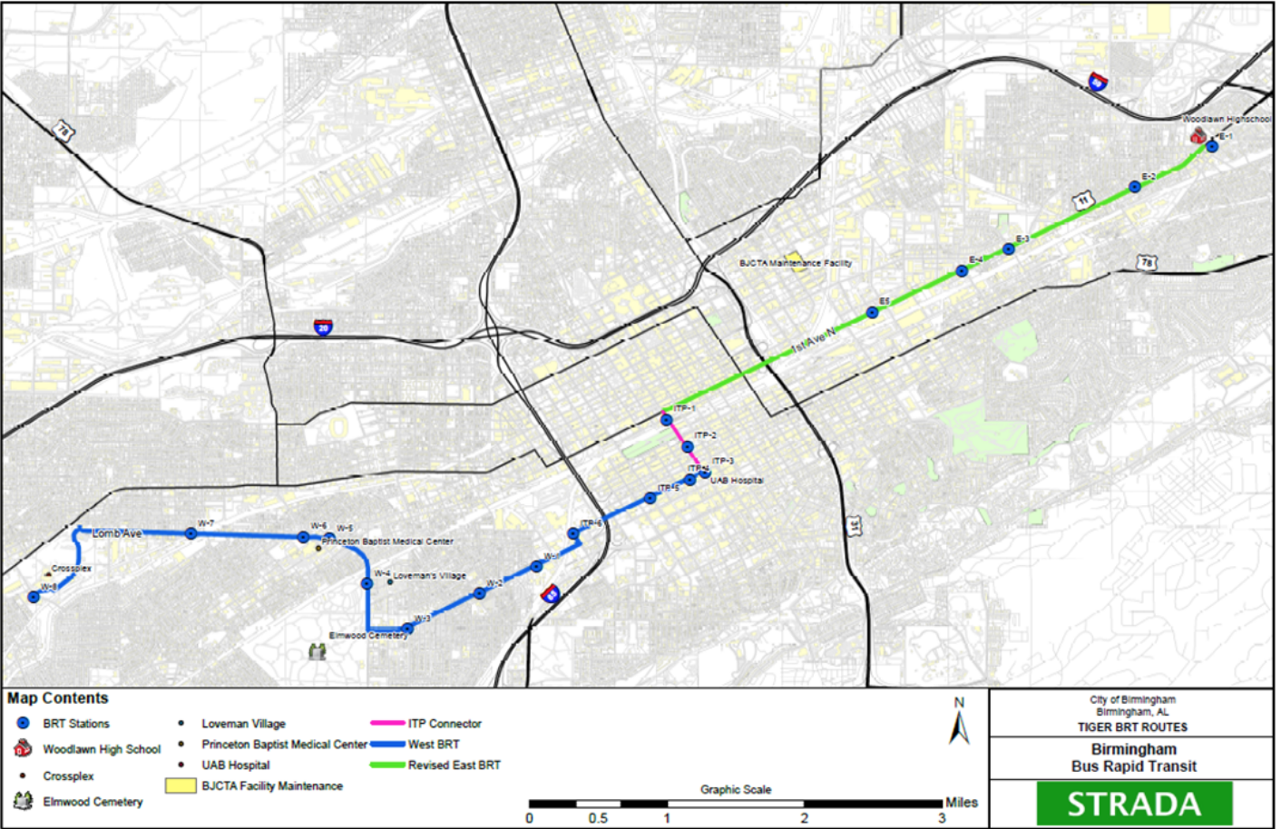 Birmingham City Council Unanimously Approves Funding for Bus