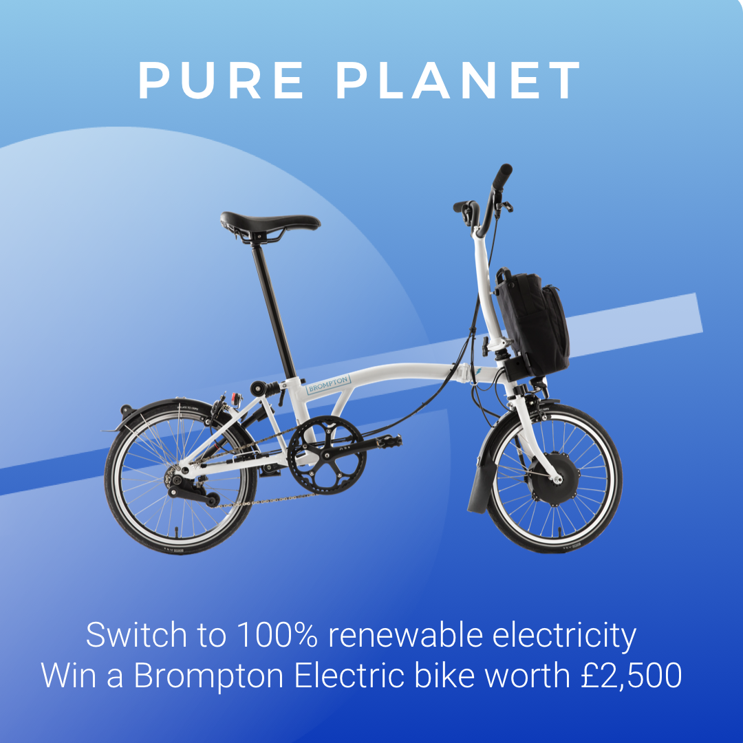 Pure Planet at Fully Charged LIVE, Silverstone, 7–9 June 2019