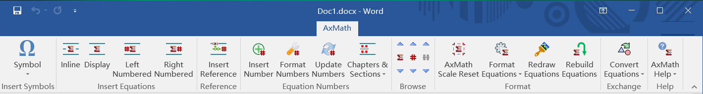 How to type equations in Word? - Saint Asky - Medium