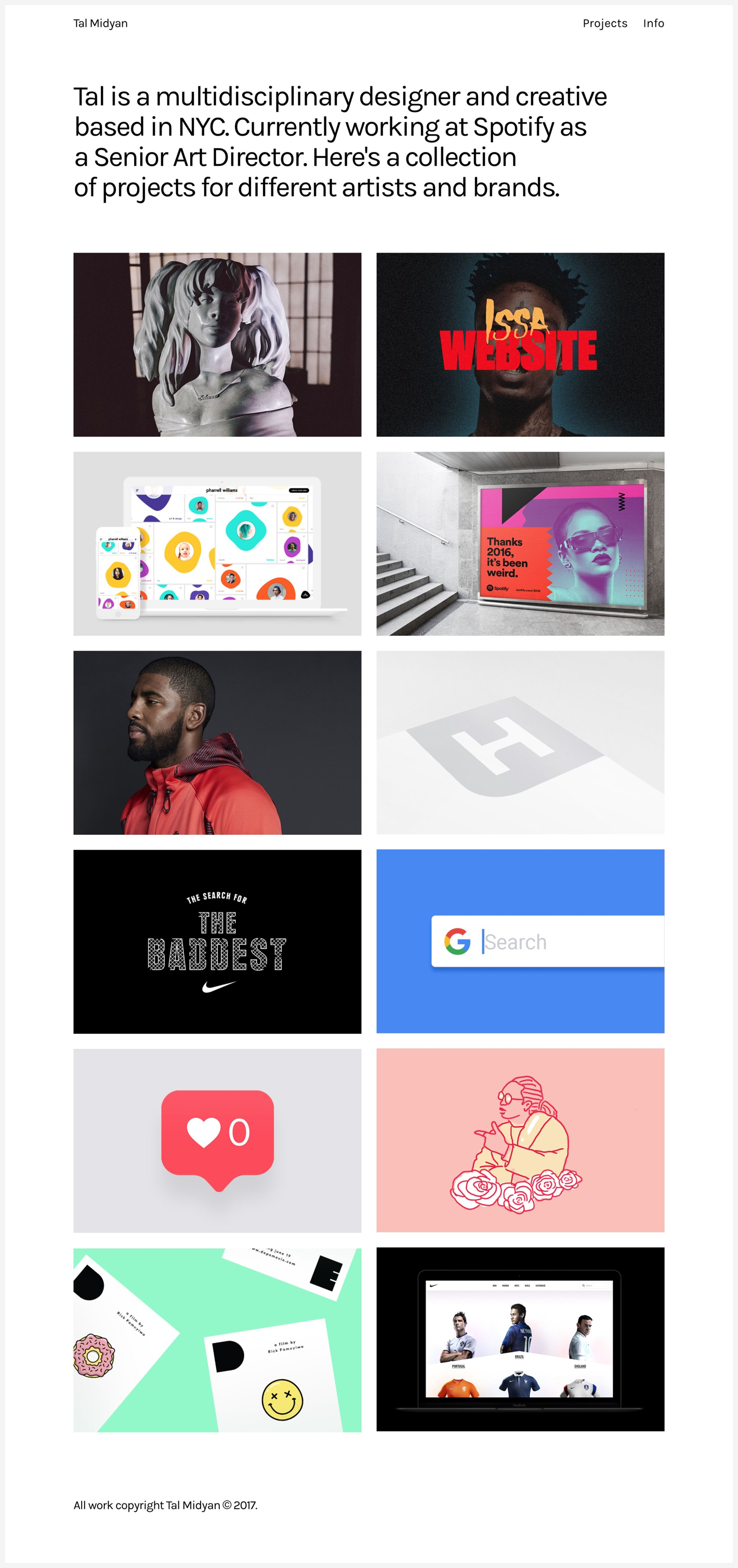 8 Brilliant Portfolios From Spotify Product Designers