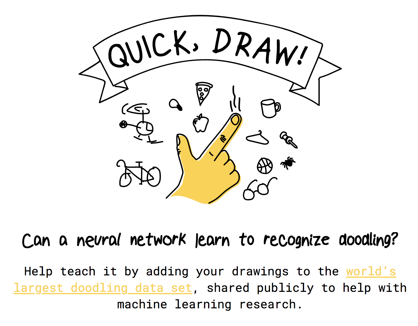 Quick Draw The World S Largest Doodle Dataset Towards
