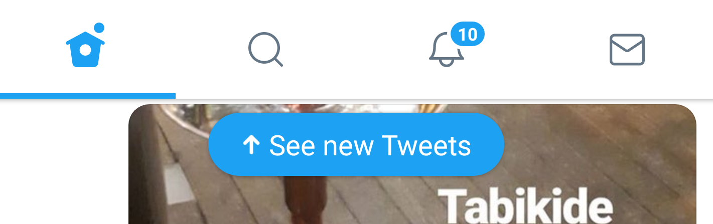 Implementing 'Return To Top' Button on Android (Like Twitter)