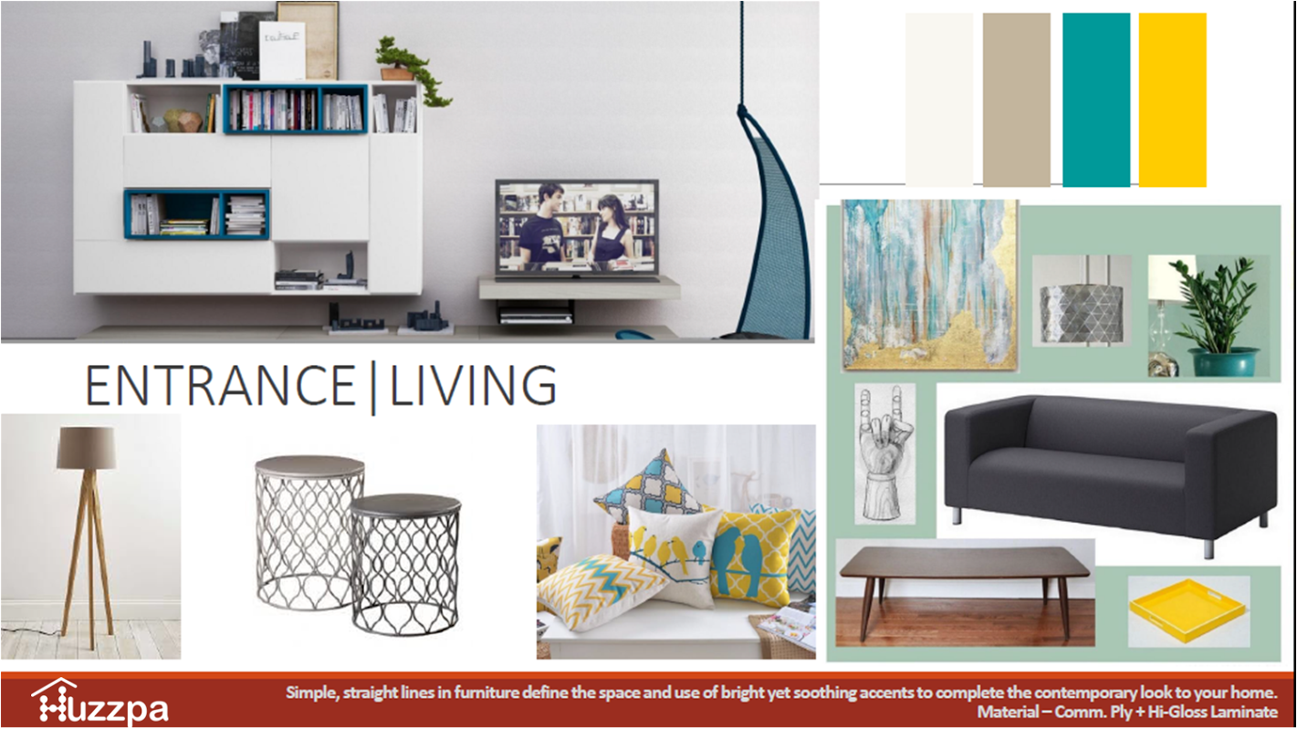 Remarkable Moodboarding For This 3Bhk House A Space Designed With Art Bralicious Painted Fabric Chair Ideas Braliciousco