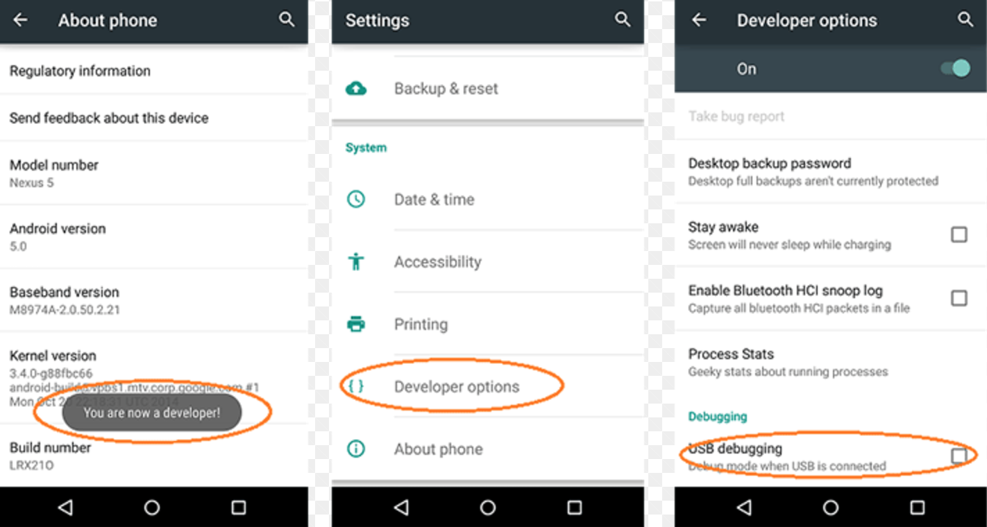 Getting started with automated (in-house) testing on Android