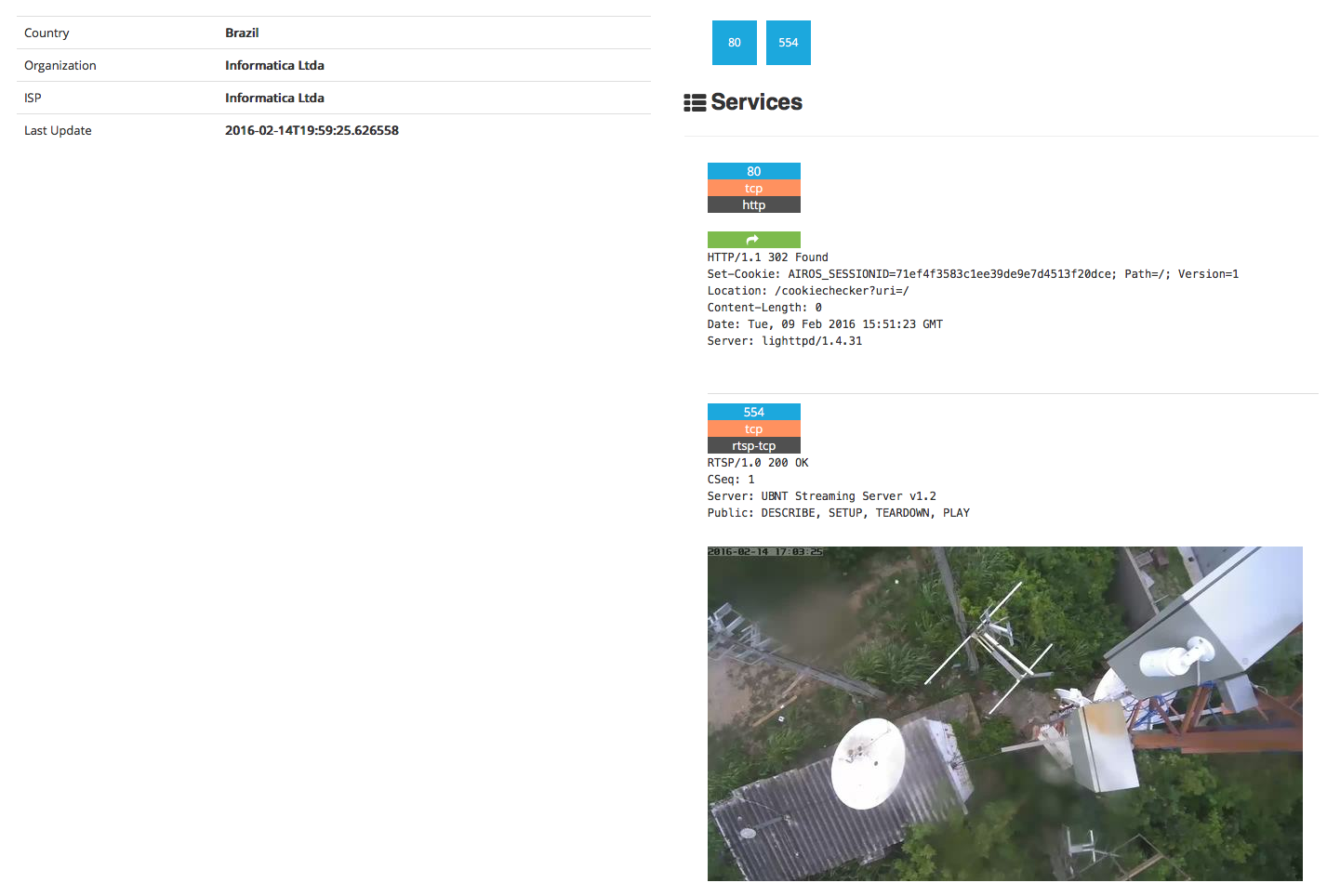 Ubiquiti AirVision Video Stream Auth Bypass - Neils - Medium