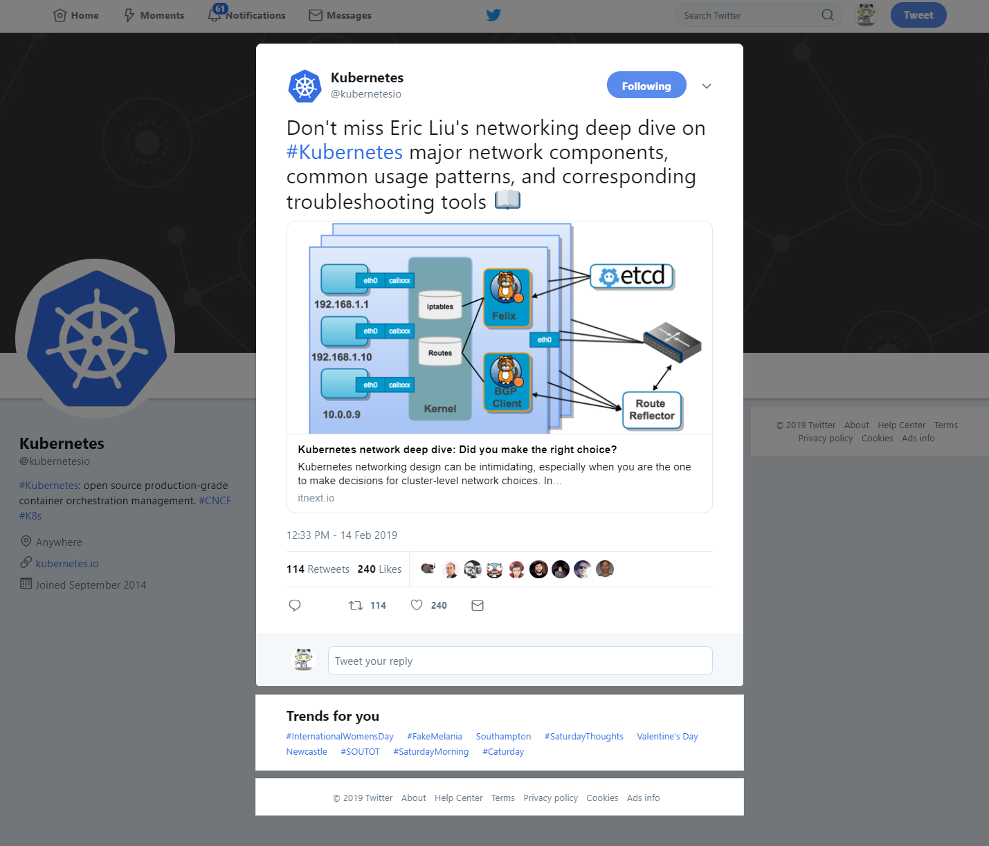 Kubernetes networking deep dive: Did you make the right choice?