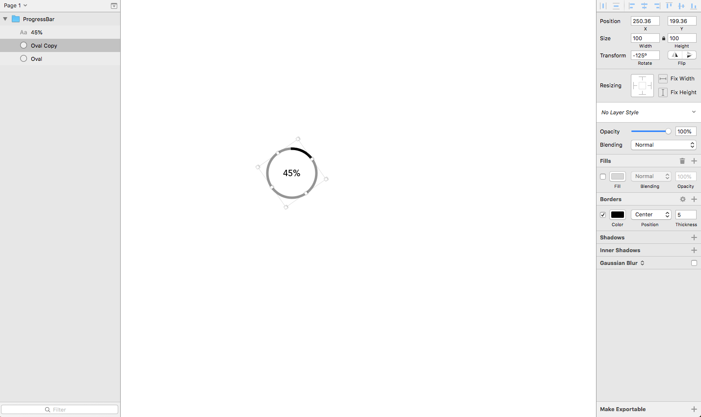 Creating Animated Radial Progress Bars with SVG, CSS and VueJS