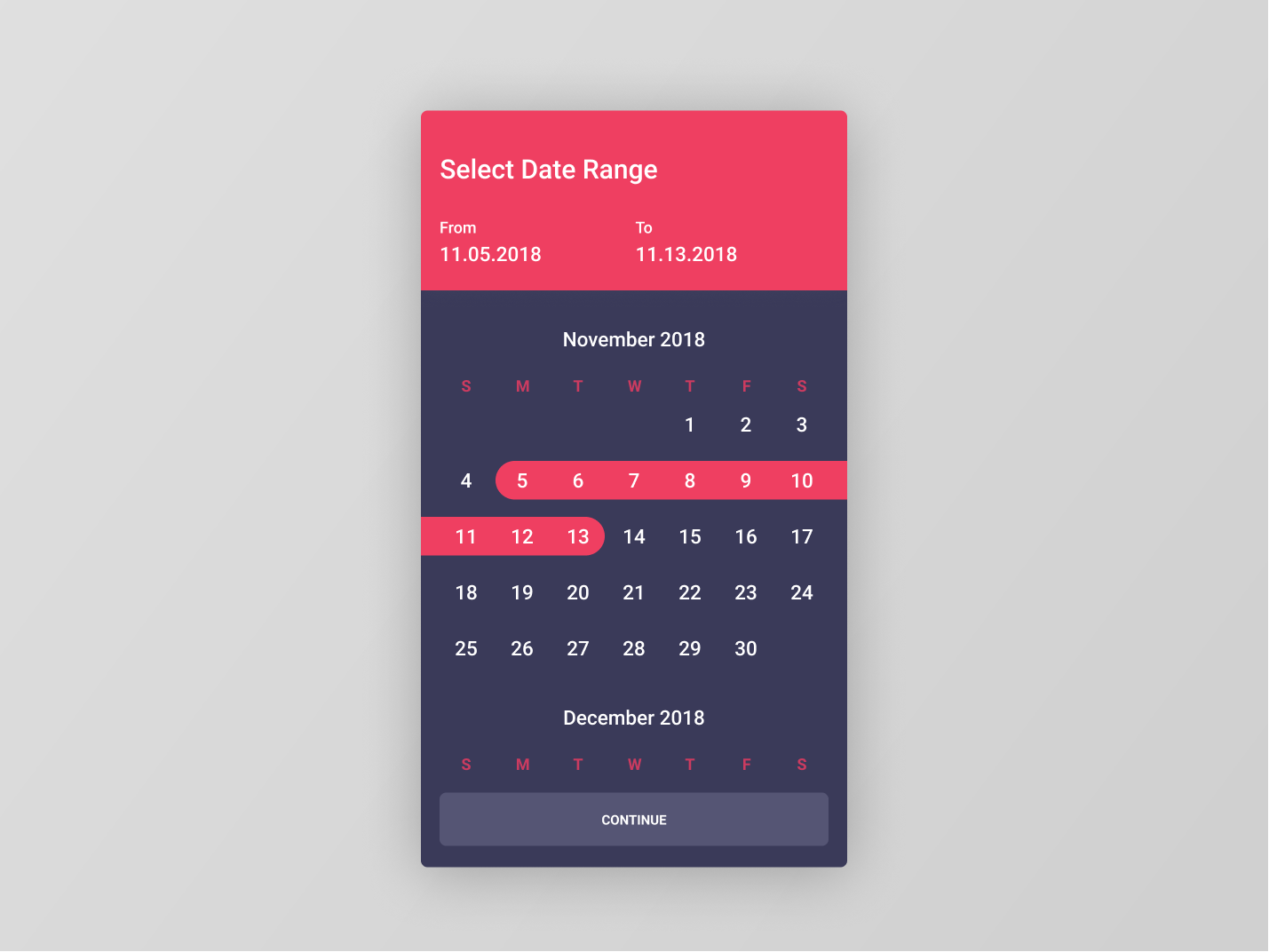 How to Design a Perfect Date Picker Control? - UX Planet