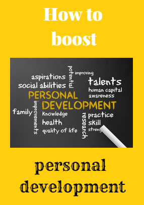 Great Ways To Improve Your Personal And Professional Development By Mike Schoultz Medium