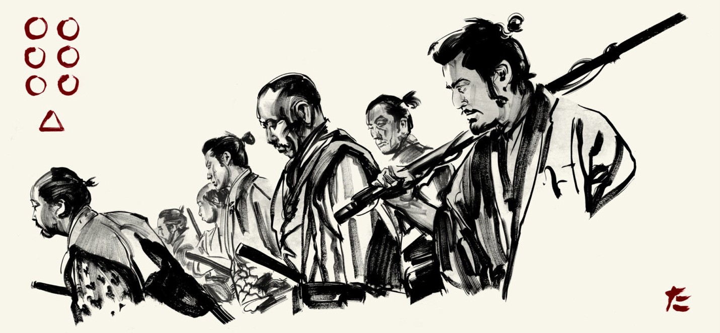 Seven Samurai Taught Me To Avoid One Terrible Mistake We Usually Make When Someone Rejects Us By Mark Marchenko Be Yourself