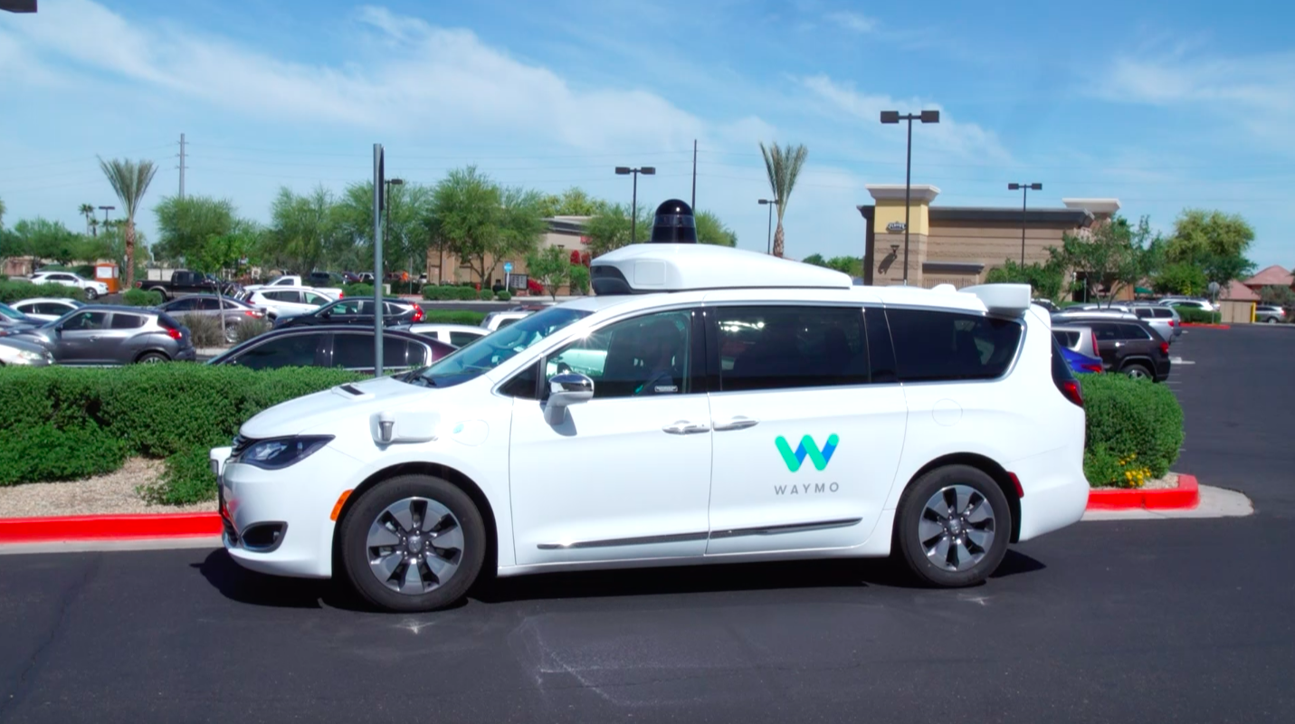 10 Surprising Things About Riding in a Self-Driving Taxi