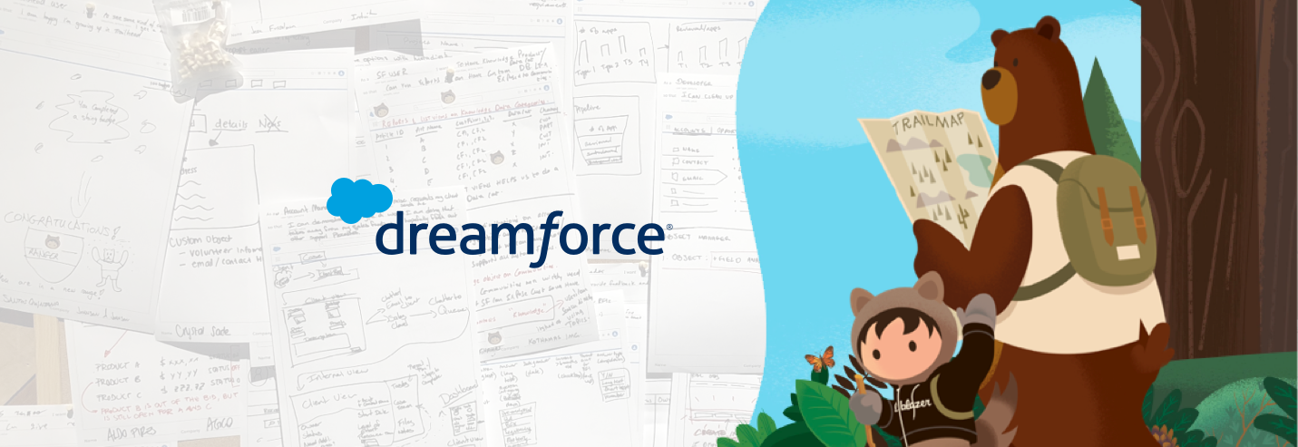 Your Trail Guide to Design at Dreamforce 2019 - Salesforce ... on
