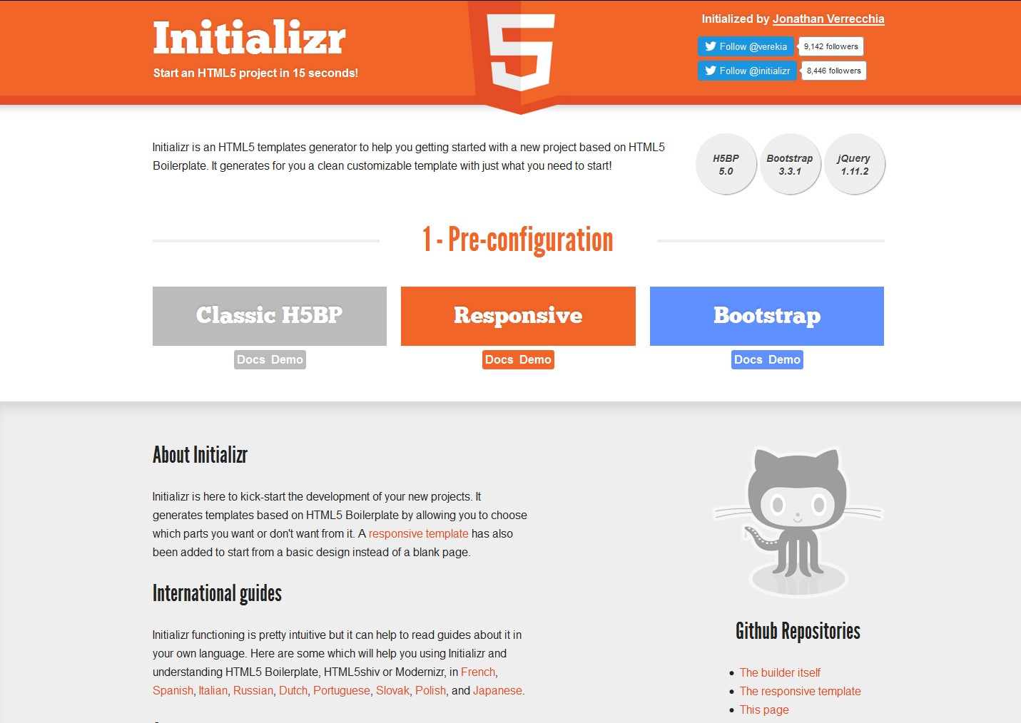 Essential HTML, CSS and JavaScript Tools and Libraries