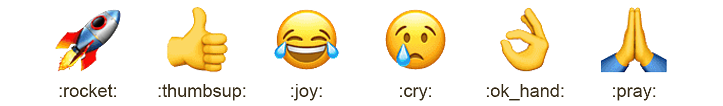 How we use Slack emojis of our people to enhance our corporate culture   by  Ben Lucier   Medium