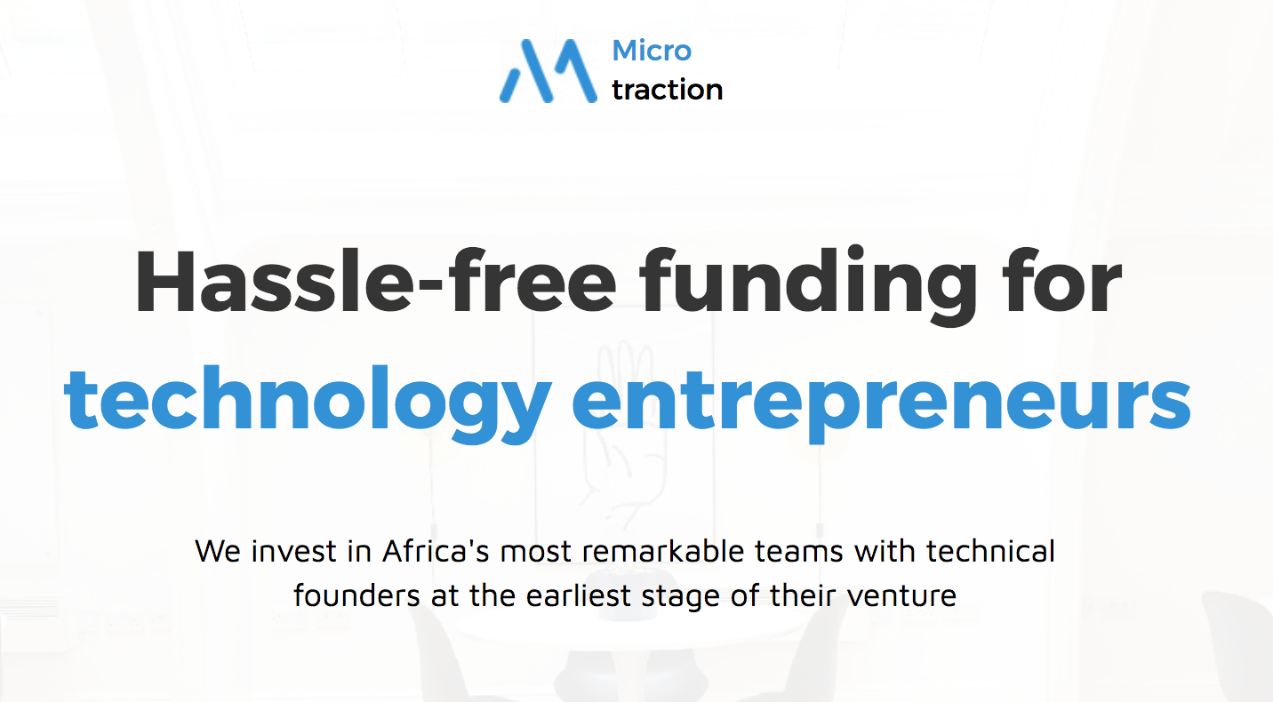 Introducing Microtraction 🚀. Today we're announcing the launch of… | by  Yele Bademosi | opentraction