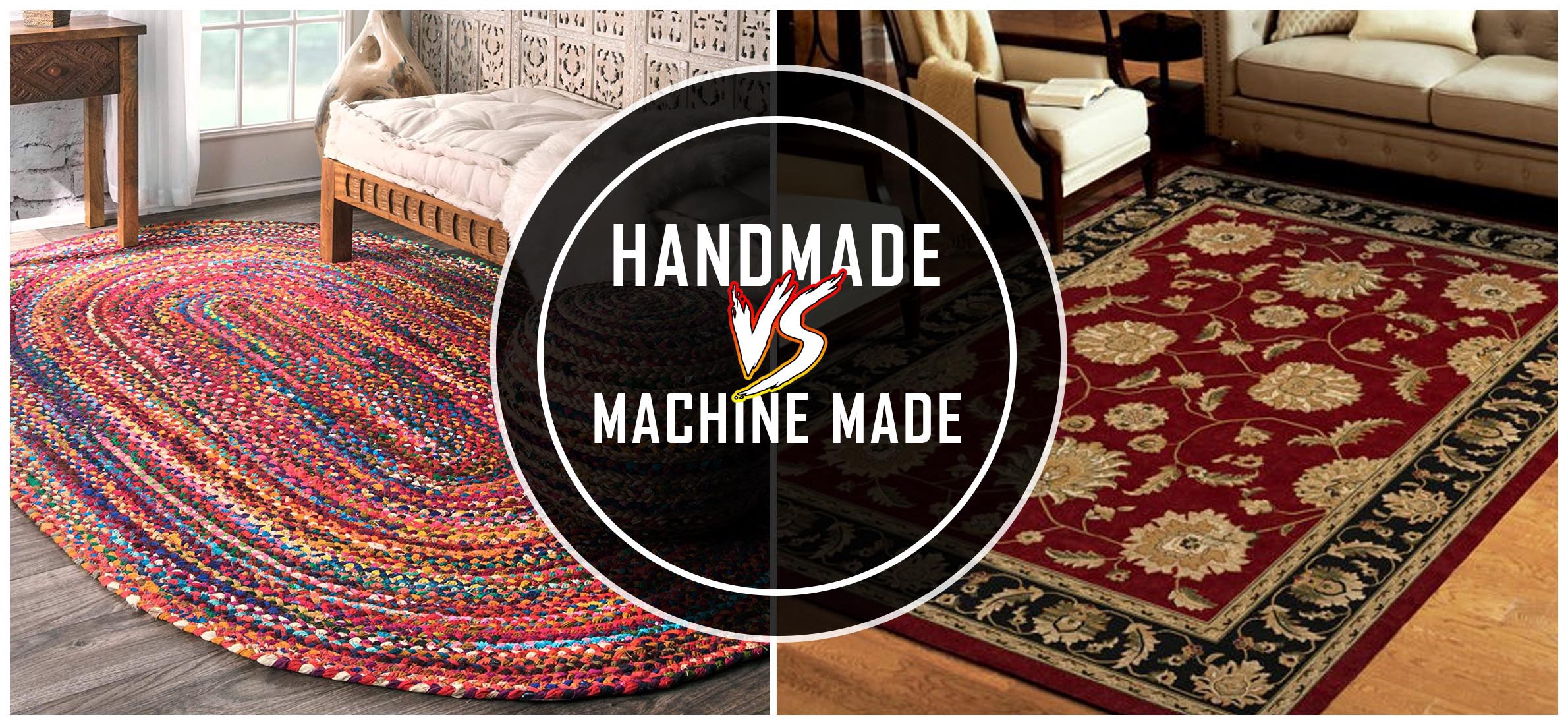 Handmade Vs Machine Made Persian Rugs