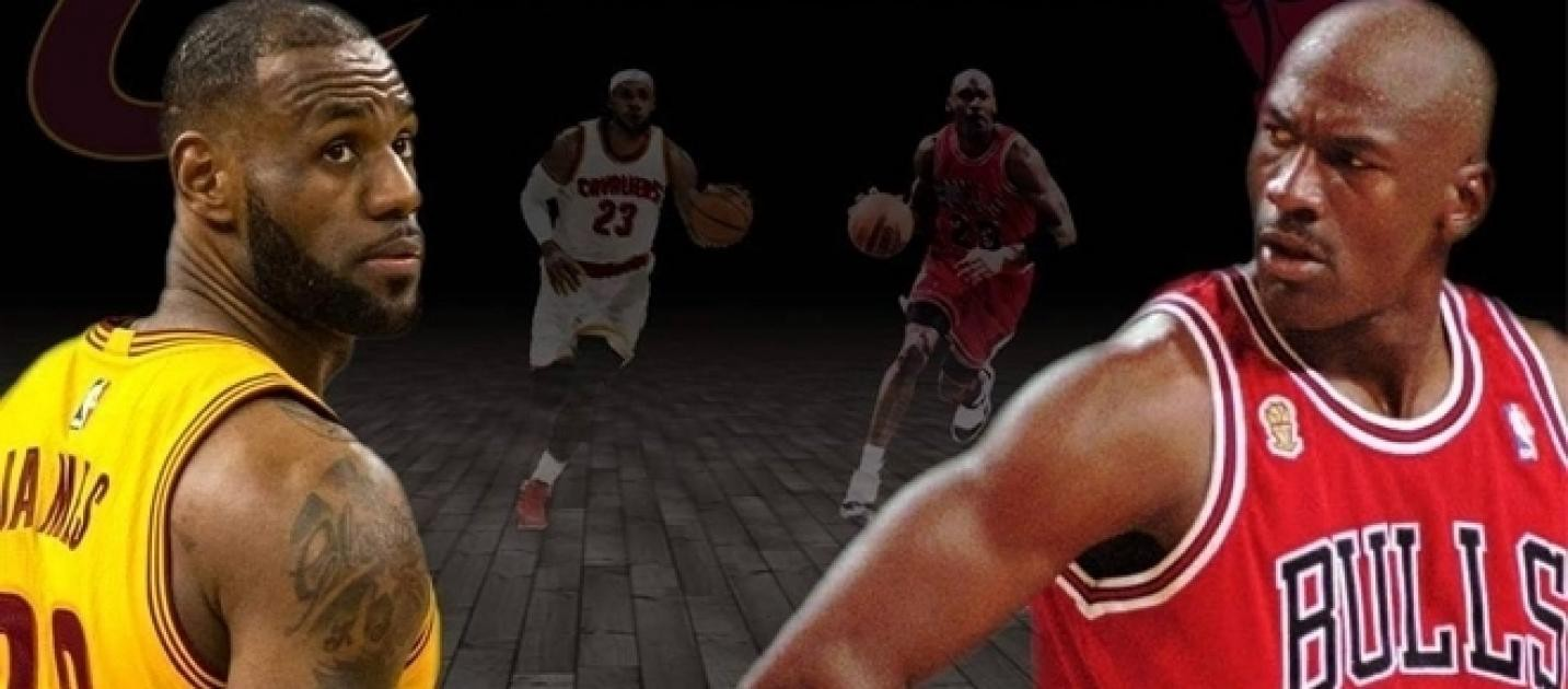low priced d5b74 62063 Michael Jordan Is One Thing LeBron James Will Never Be ...