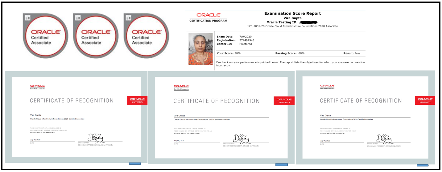 Vira Gupta experience in running IT business in Europe. Her recent cloud certification as part of the #CloudCertifiedFamily