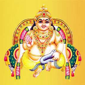 Kuber puja for losses