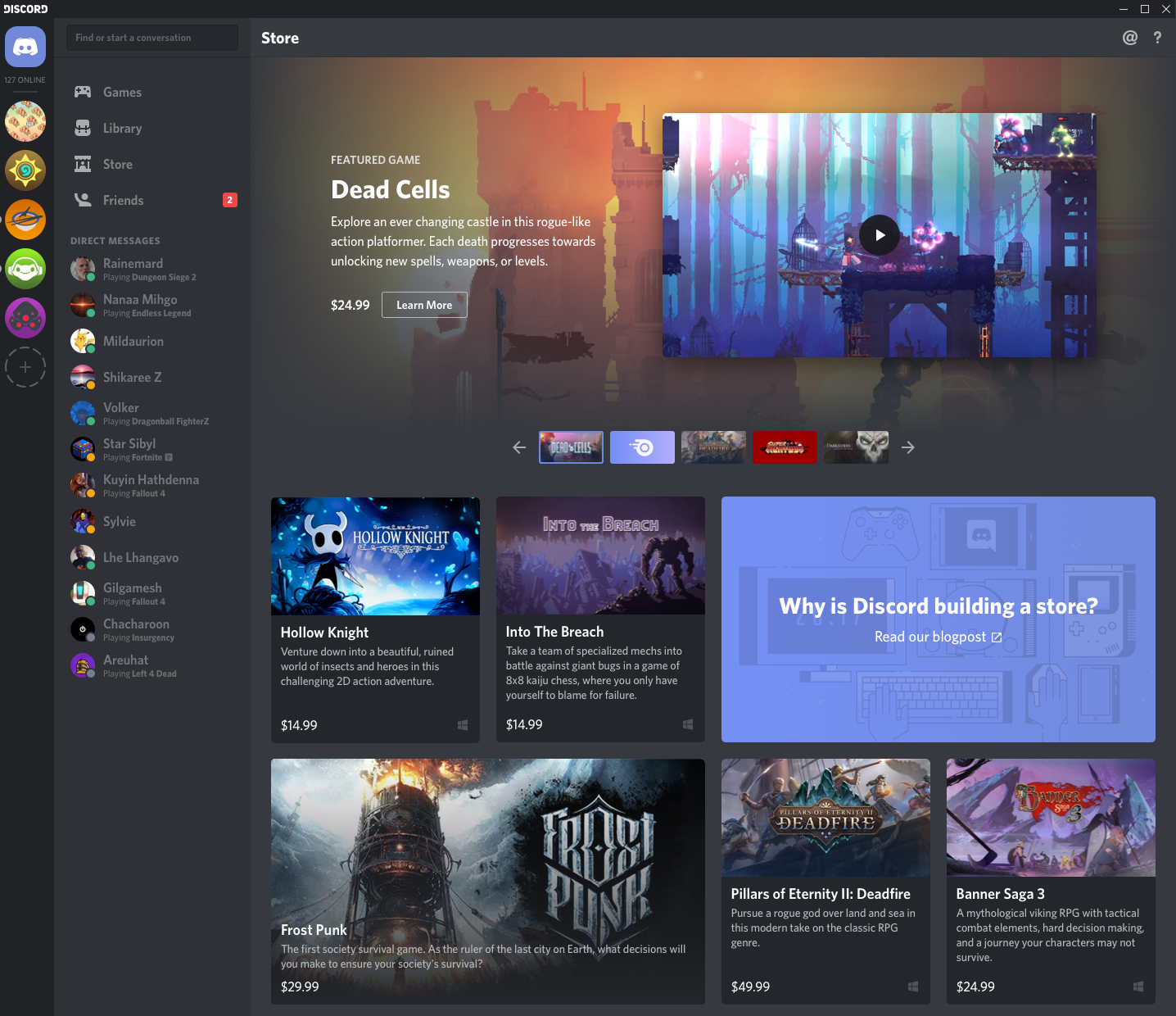 The Discord Store Beta - Discord Blog