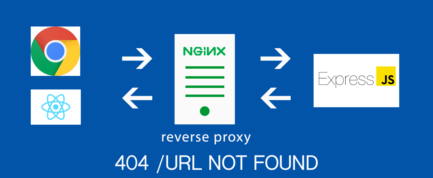 Serving React SPA using NGINX and Reverse Proxy - Derese