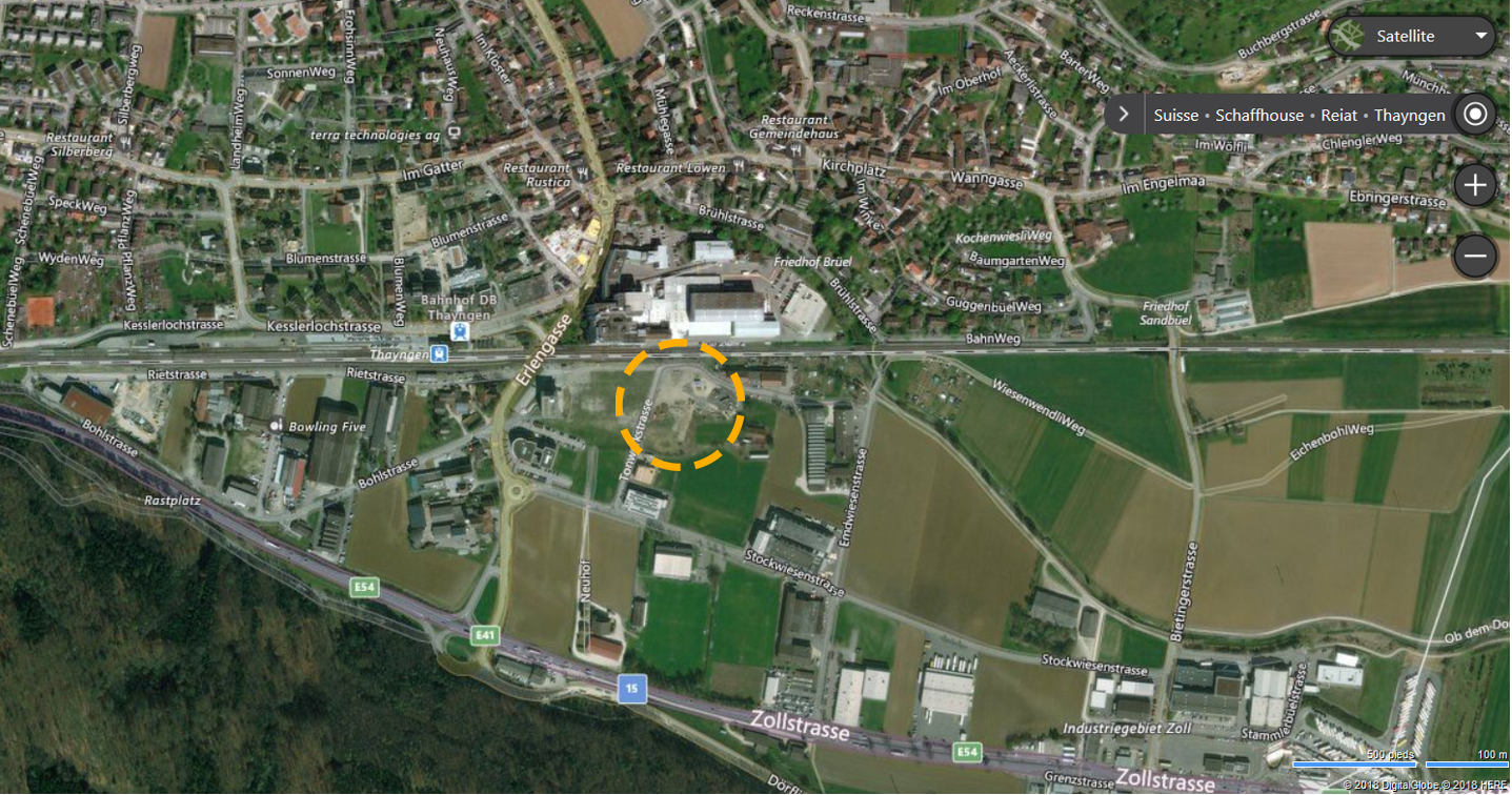 Monitoring cadastral changes in near real-time: future or