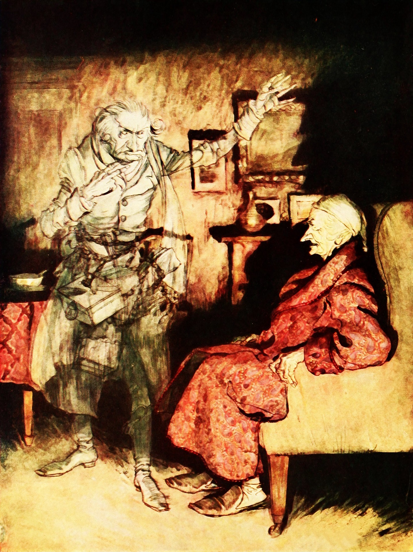 Why The 1938 Film Version Of A Christmas Carol Is The Best By Brian Rowe Read Watch Write Repeat Medium