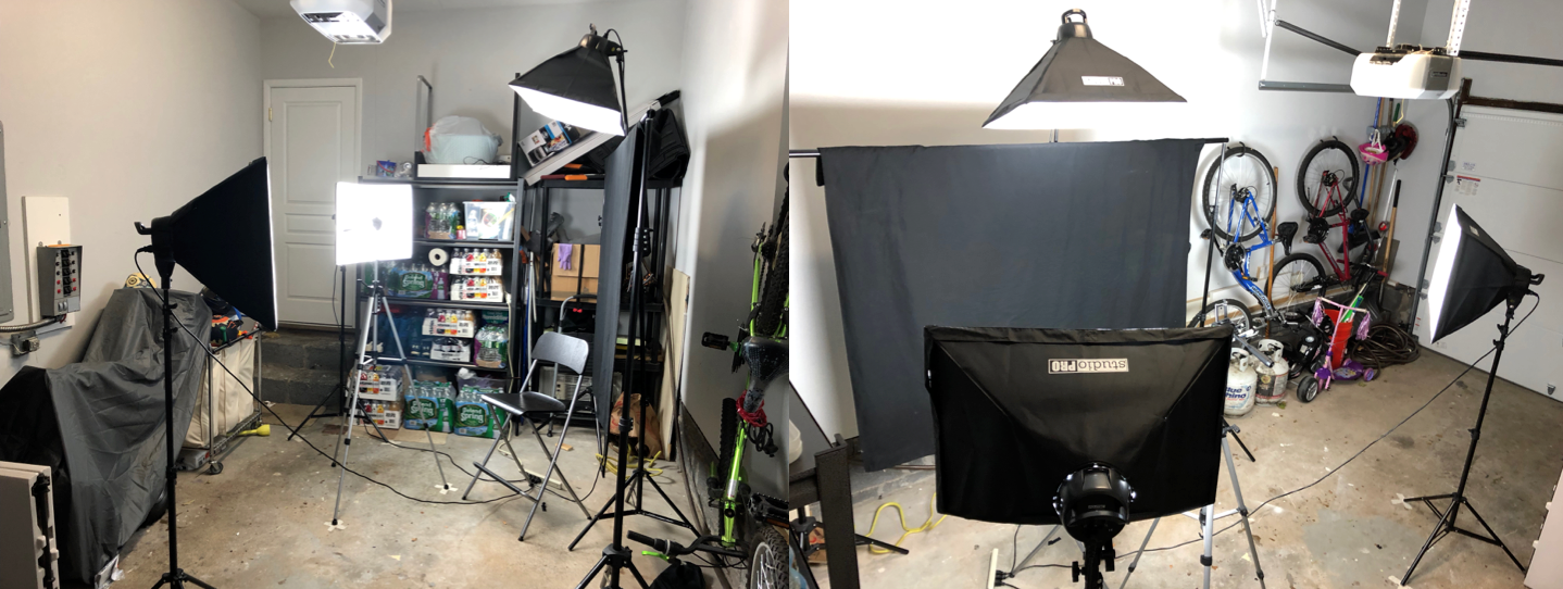 How I built a YouTube recording studio in my garage