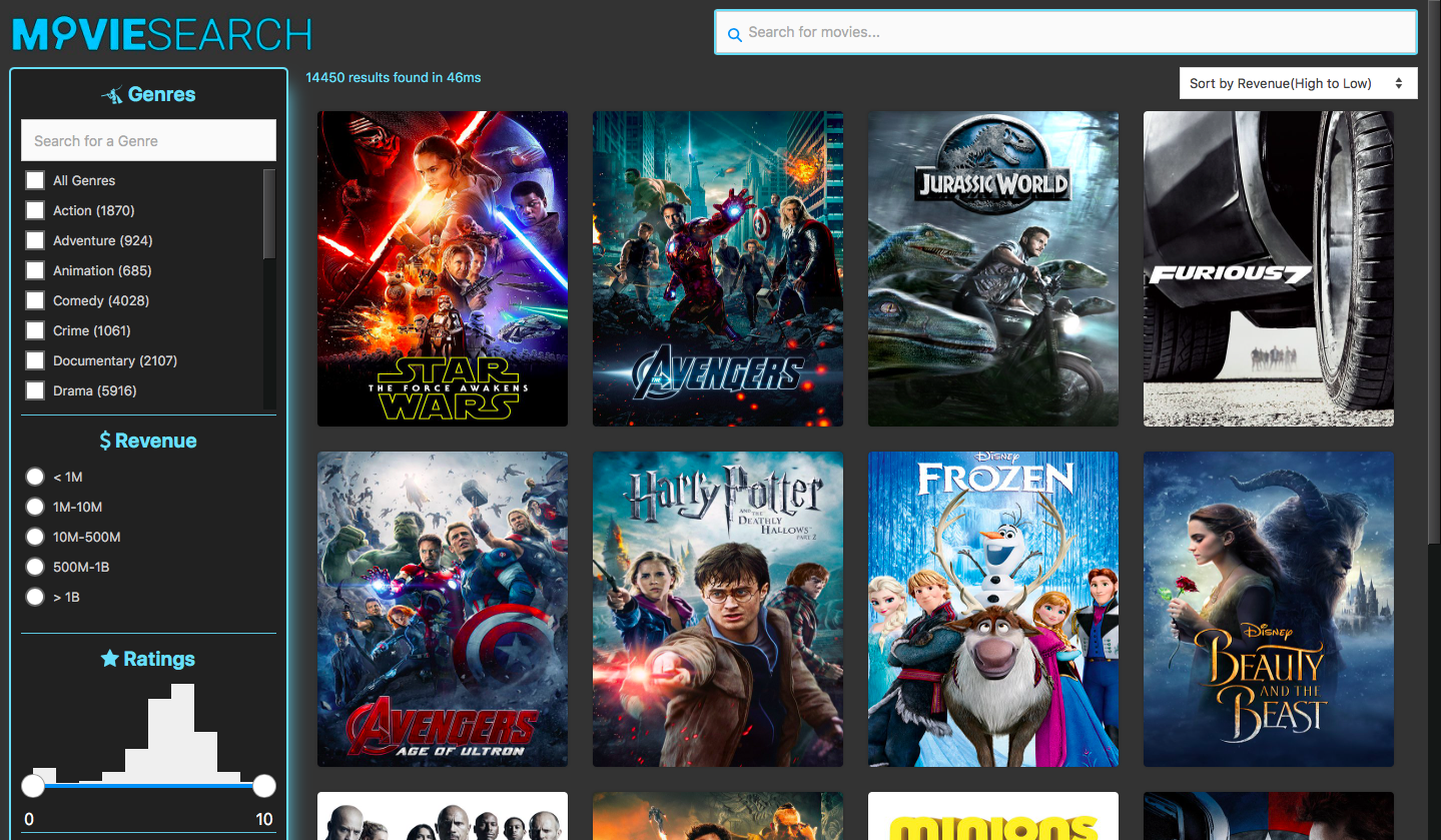 How To Build A Movie Search App With React and ElasticSearch