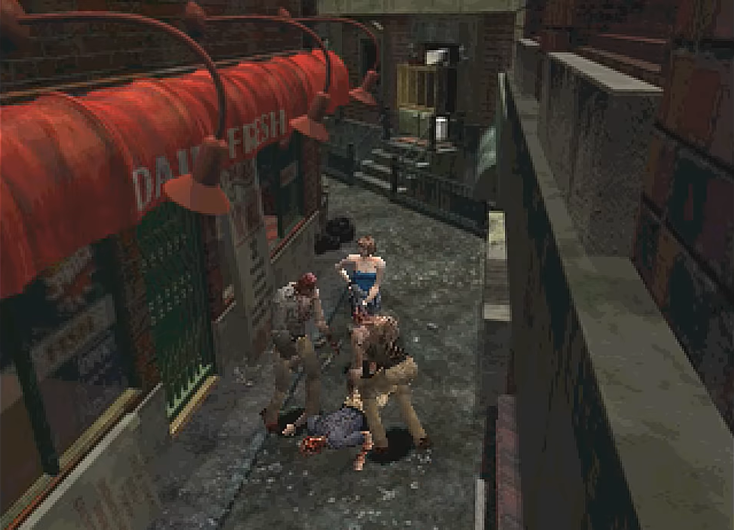 Forgotten Roles Why Dario Is Key To Understanding Resident Evil 3 By Jared Carpenter Medium