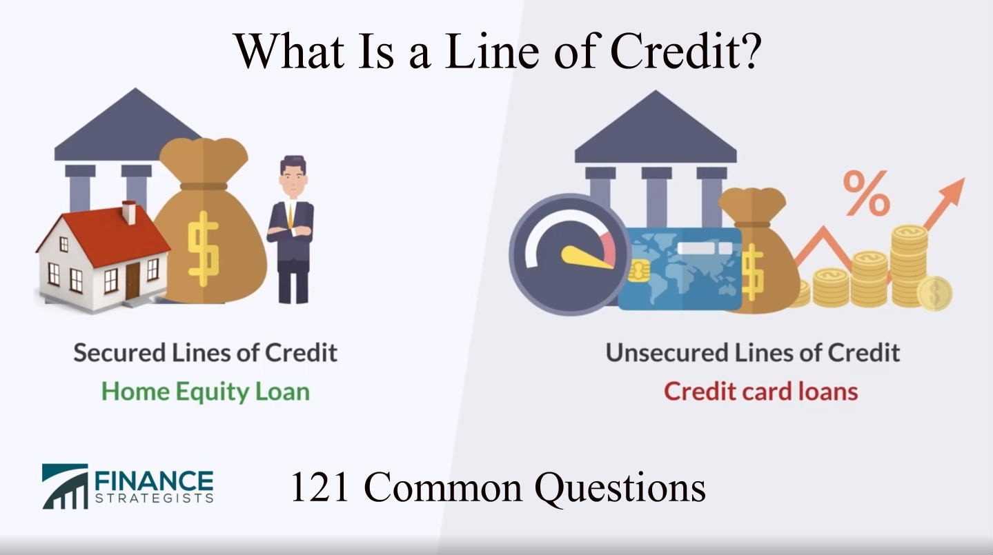 The Ultimate Guide To All Your Credit Line Line Of Credit Questions Finance Strategists By Finance Strategists Medium