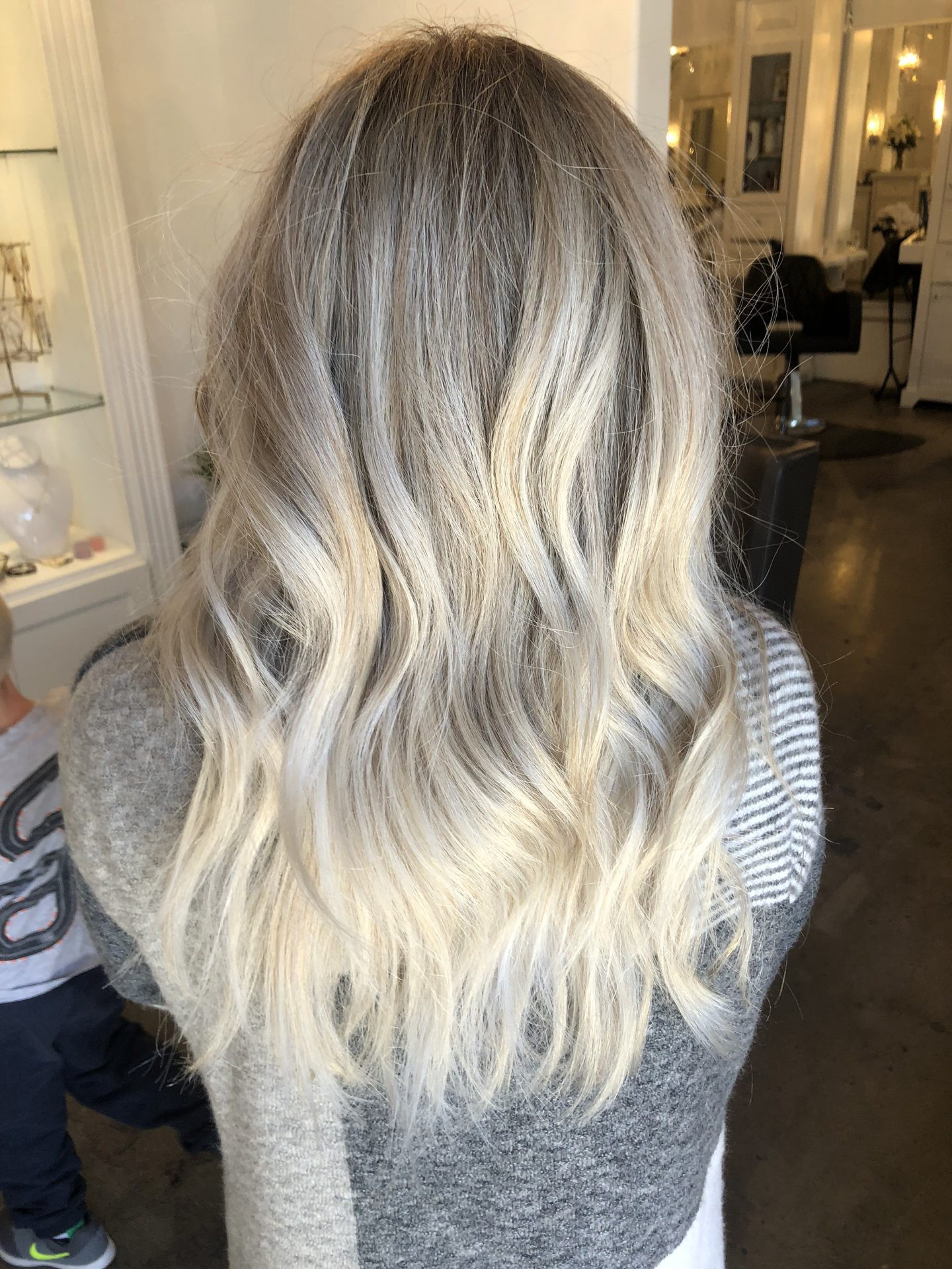 How to Achieve Perfect Cool Blonde Hair featured by popular Orange County style blogger, Dress Me Blonde