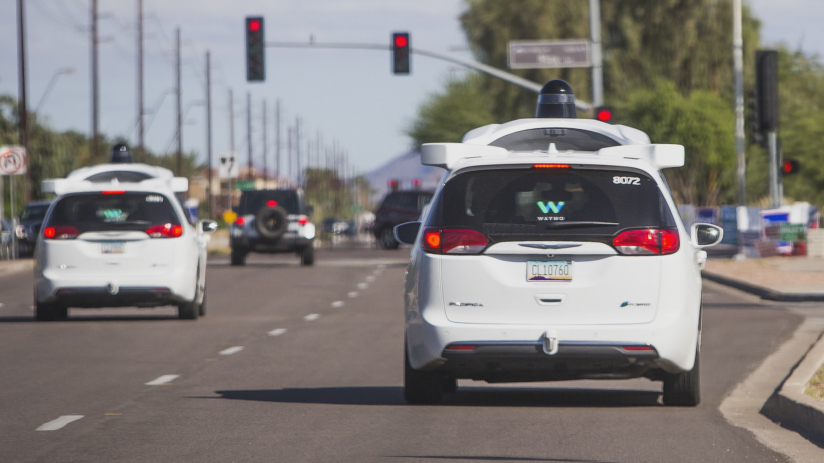 Red Means Stop: Classifying Traffic Lights for Driverless Vehicles