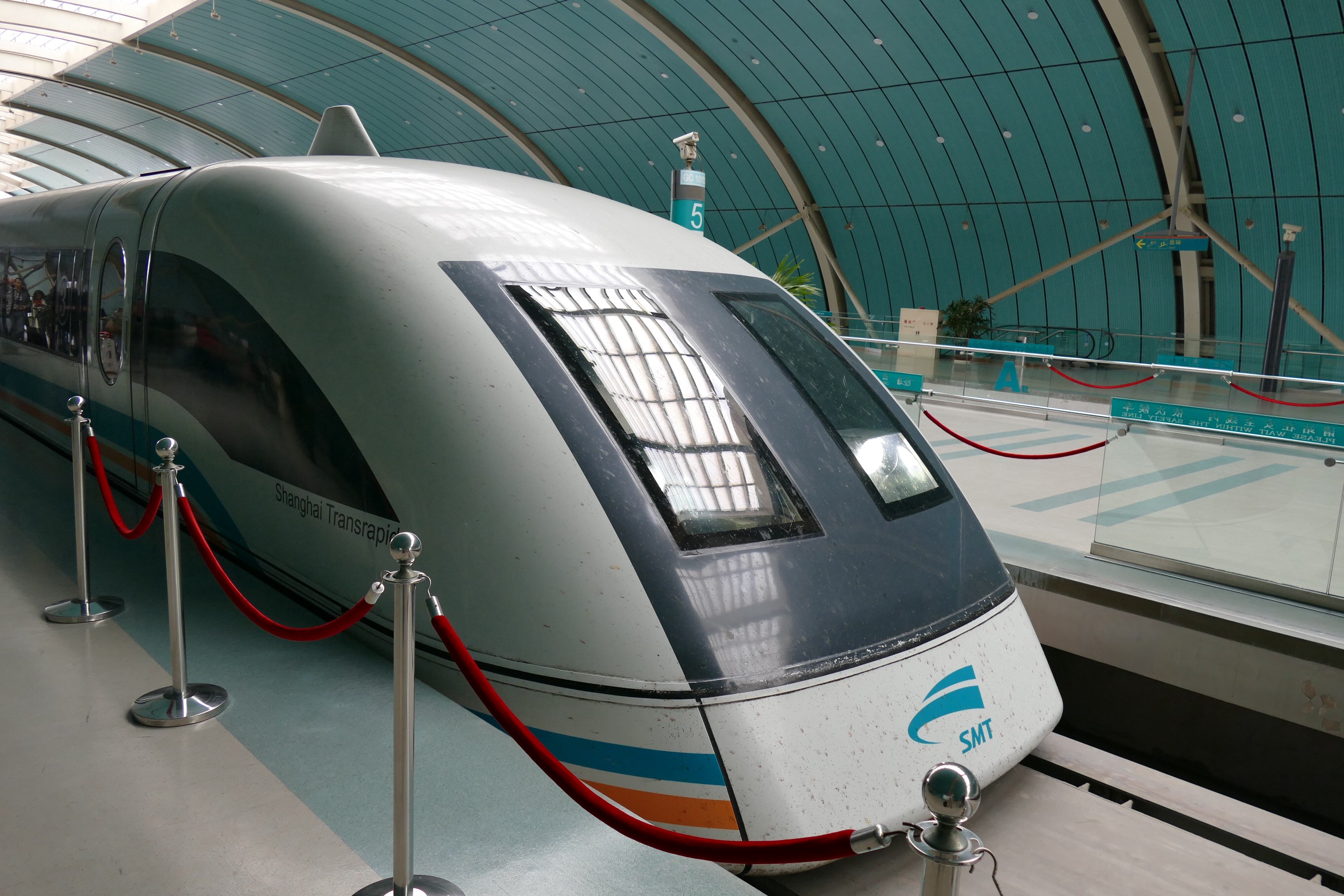 China unveils 600km/h high-speed Maglev Train Prototype