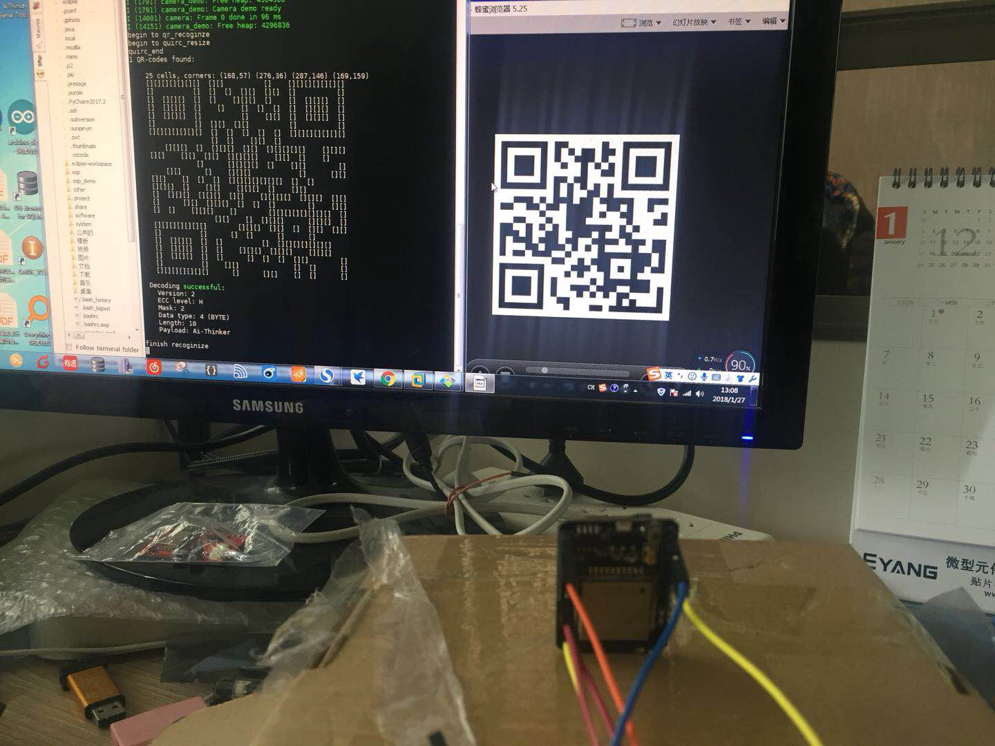 Using a Camera with the ESP32 - Hackster Blog