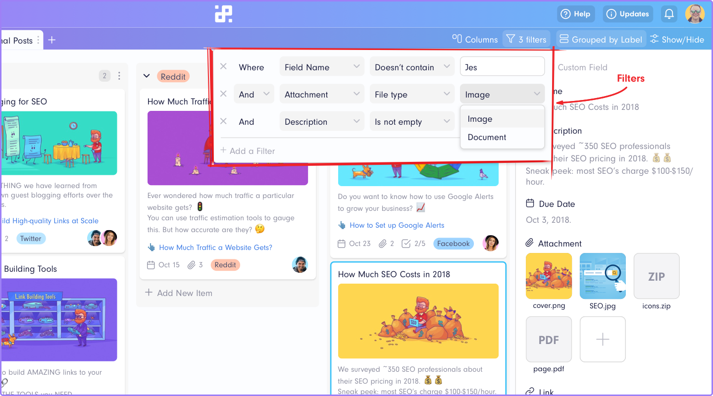 How To Use Infinity — Ultra Flexible Project Management Tool
