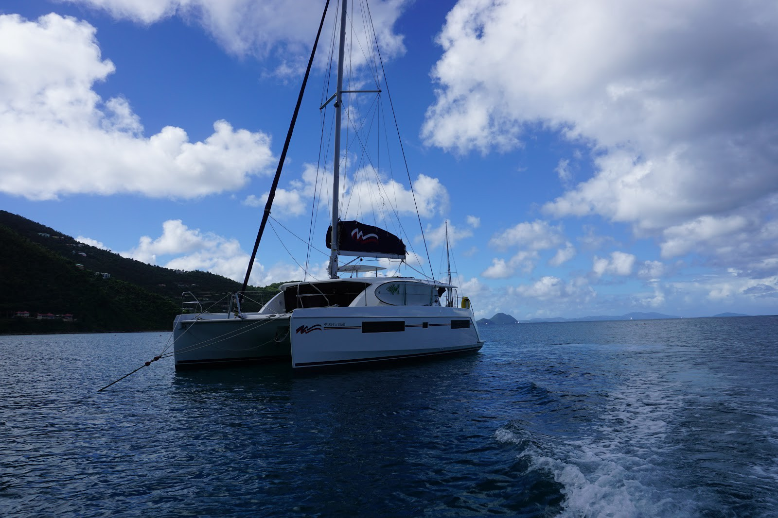 8 Days on a boat in the British Virgin Islands - Jack Moore