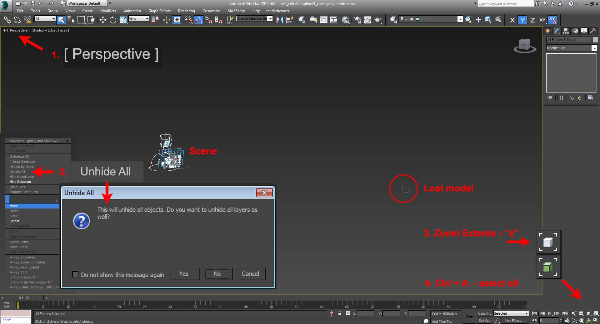 Guide To Rendering How To Speed Up Your Renders In 3ds Max