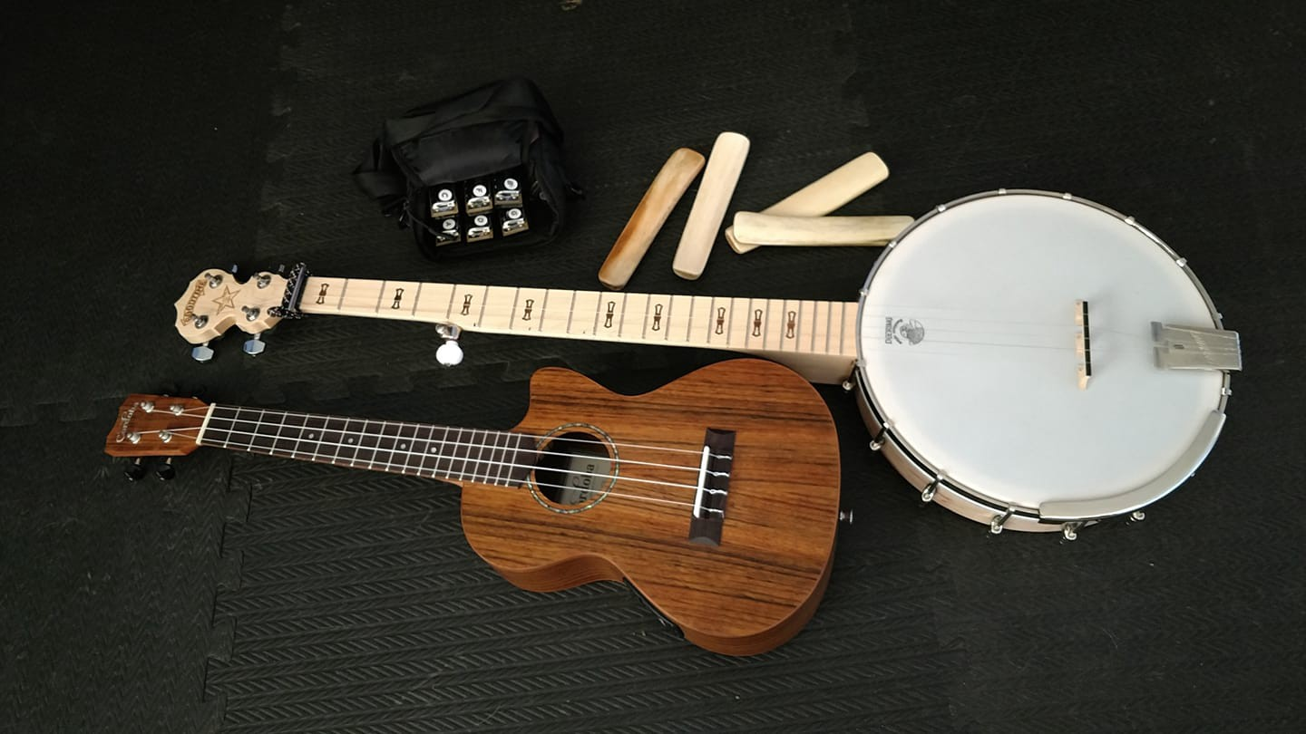 Musical instrument of varying cost and intrest