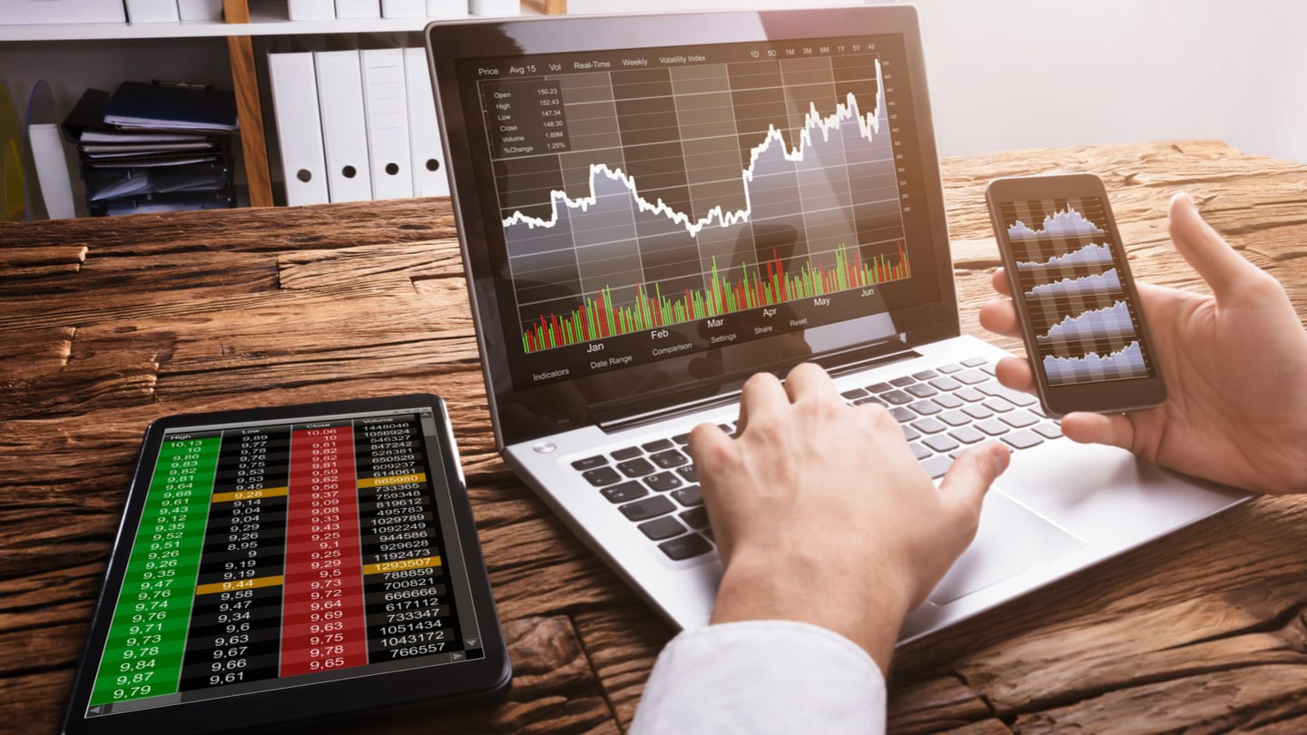 Stock Market Trading Software — COMA Trading Software from VJS ...