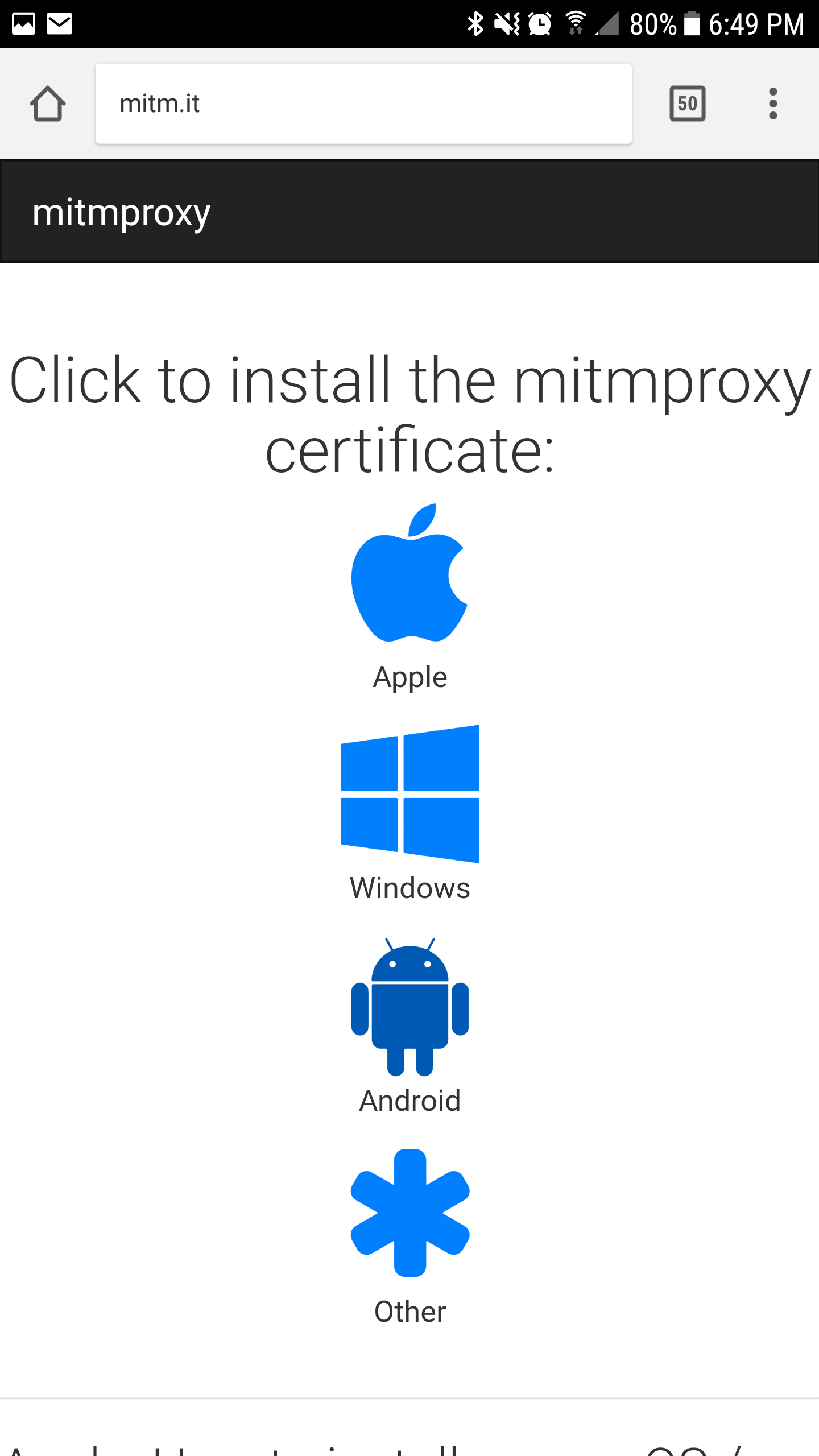 Debugging Mobile Apps with mitmproxy - sean3z - Medium