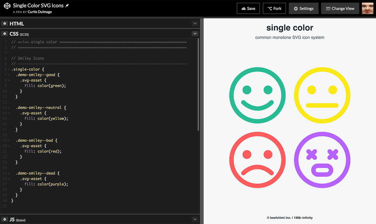 Responsive Multicolor Svg Icons The Latest In Cutting Edge Svg By Curtis Dulmage Shopify Ux