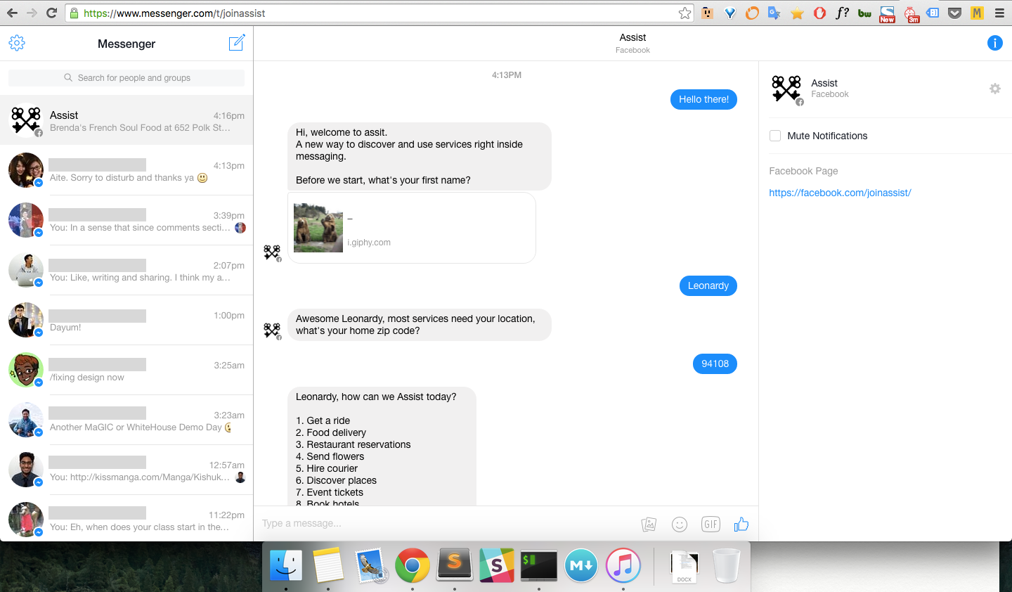 What Can You Build with Conversational Commerce? - Leonardy