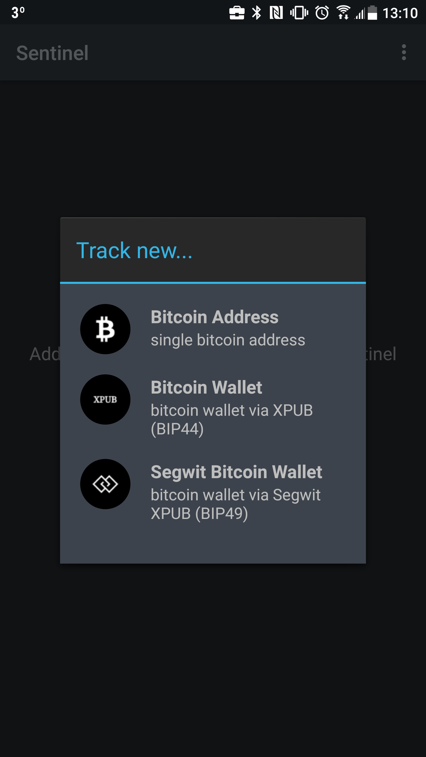 Watch your TREZOR Bitcoin accounts with Sentinel  - Trezor Blog
