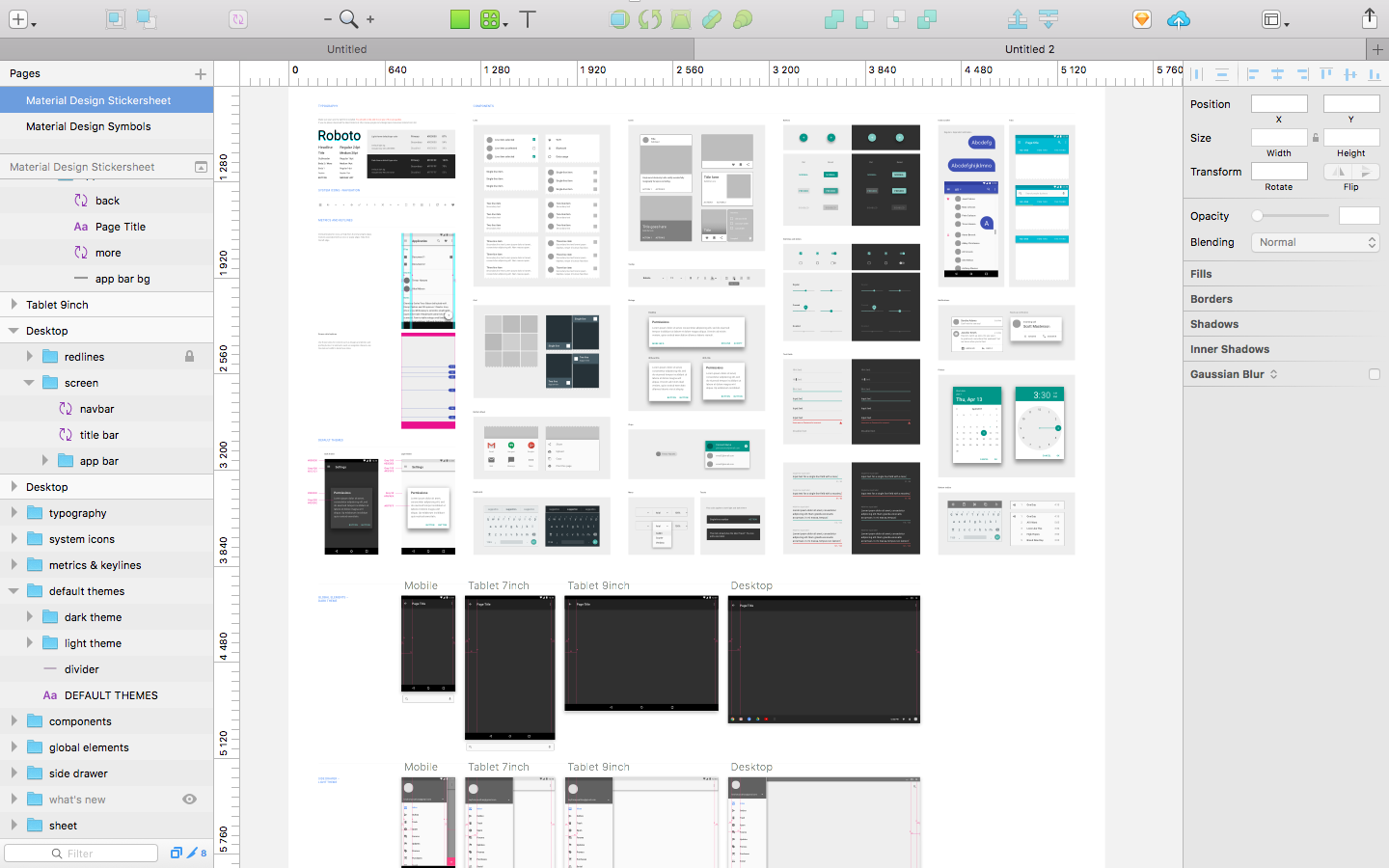 How to use the UI kit in the interface? - Prototypr