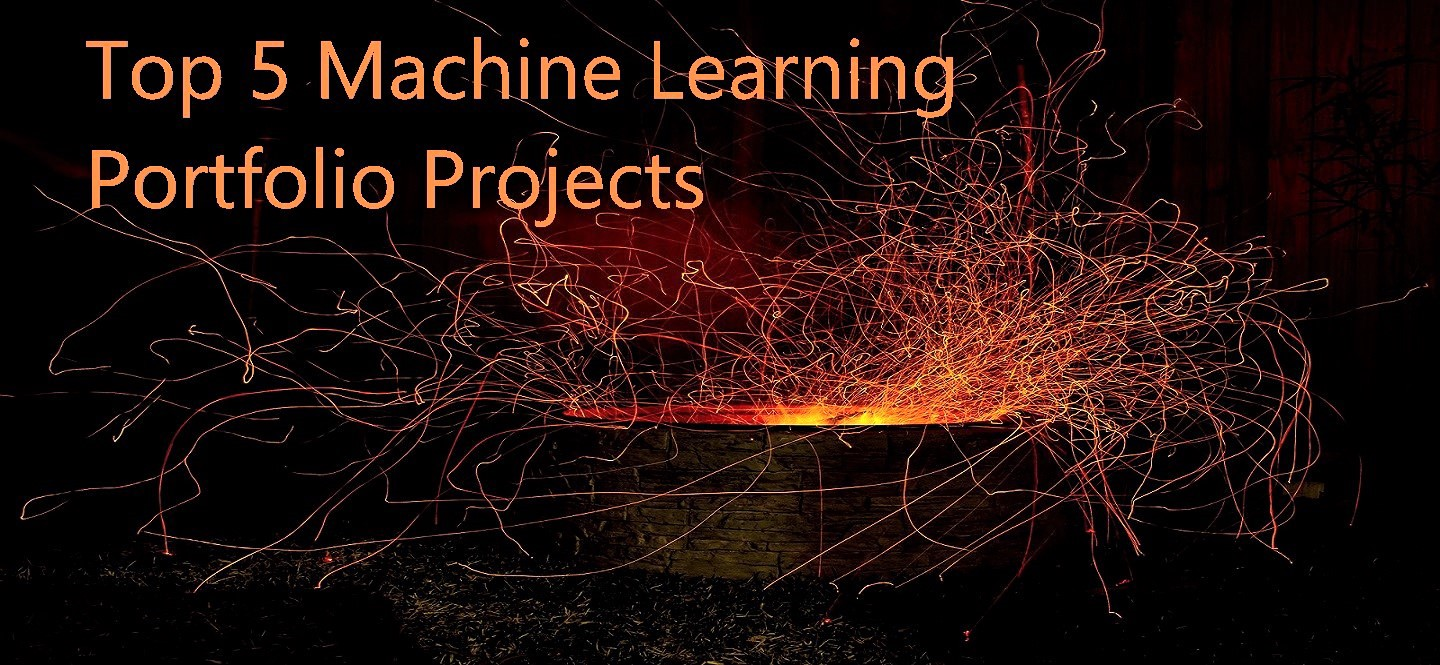 Machine Learning Portfolio Projects for 2018–19: - Data
