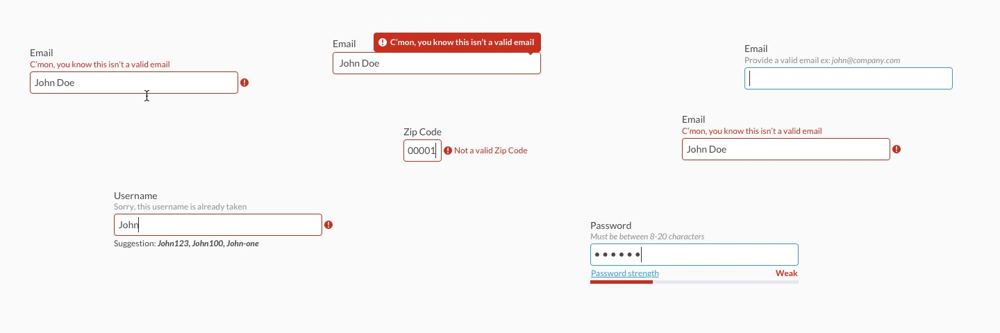 Forms Need Validation - UX Collective